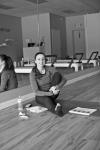 yoga instructor'
