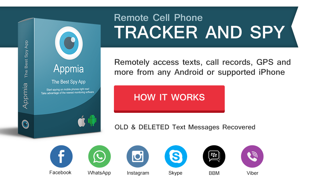 Top Notch Mobile Spy Software Appmia Offers Multiple Advance
