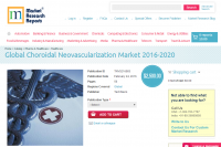 Global Choroidal Neovascularization Market 2016 - 2020
