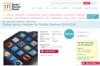 Global Sensor Module for Mobile Devices 2016 - 2020