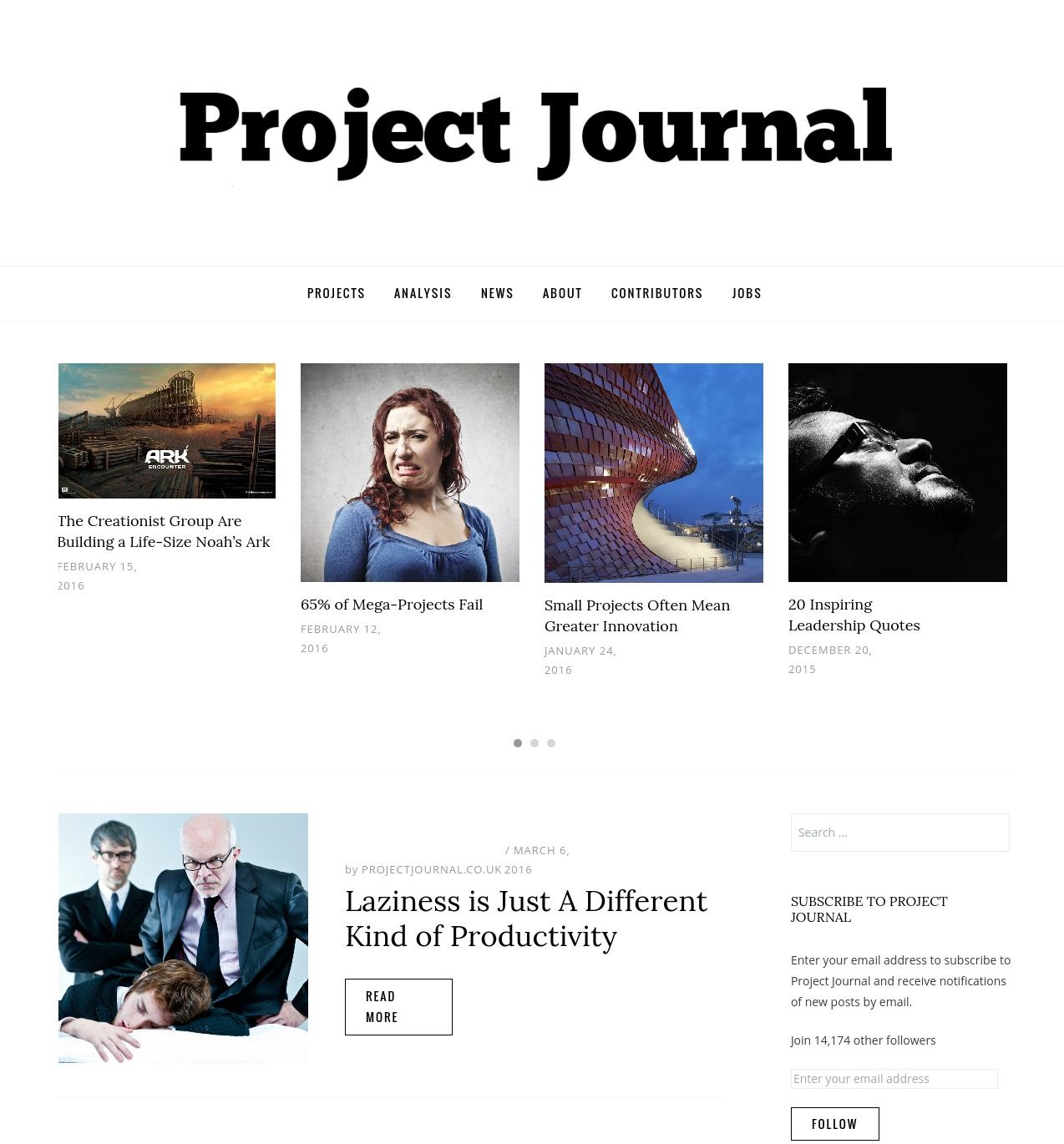 Project Journal 2