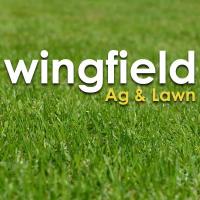 Wingfield Ag & Lawn Logo