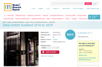 Data Centre Scotland 2016 to 2019