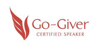 Company Logo For Certified Go-Giver Speaker Kathleen Hanover'