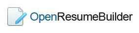 Open Resume Builder'