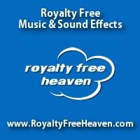 Royalty Free Heaven Logo