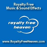 Royalty Free Heaven Logo