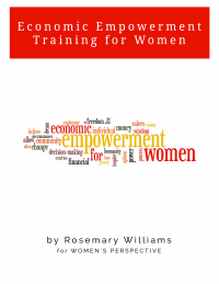 Women's Perspective - Rosemary Williams Logo