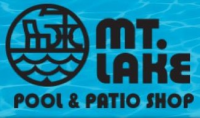 Mt. Lake Pool & Patio Logo