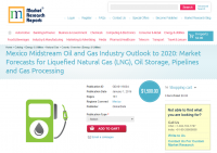 Mexico Midstream Oil and Gas Industry Outlook to 2020