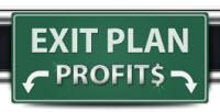 Exit Plan Profits'