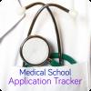 Medical School Application Tracker'
