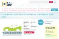 Industrial Robots for Automotive Industry: Global Market