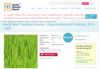 World Seed Treatment Market - Opportunities and Forecasts