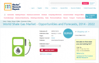 World Shale Gas Market - Opportunities and Forecasts, 2014