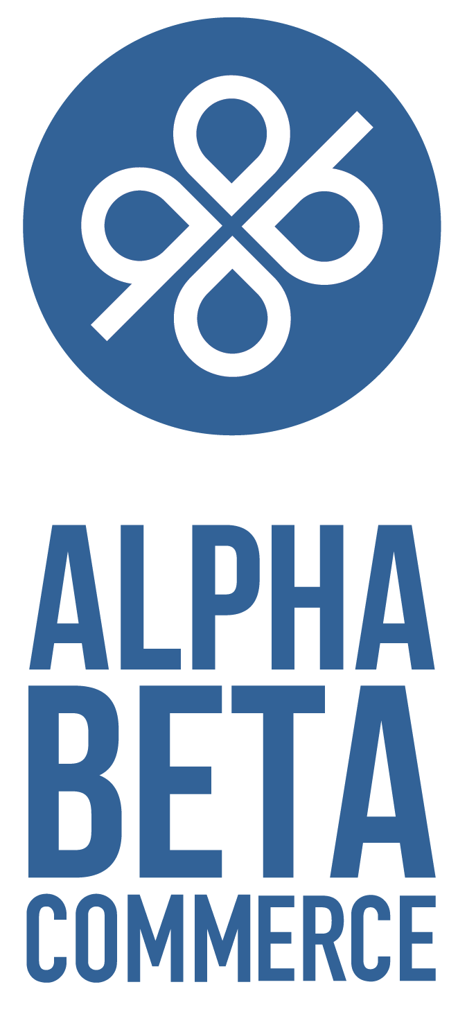 Alpha Beta Commerce Logo