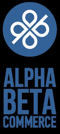 Alpha Beta Commerce Logo