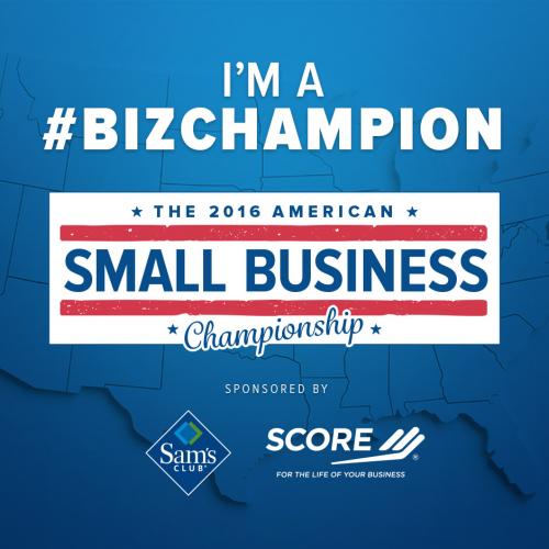I am a Biz Champion'