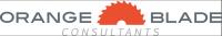 Orange Blade Consultants Logo