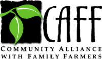 Community Alliance with Family Farmers Logo