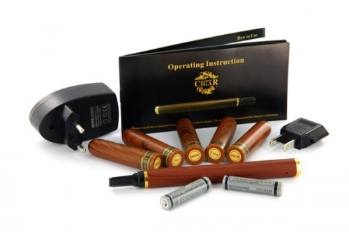 Supreme Quality of Cigars by Premium Electronic Cigarette'