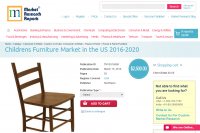 Childrens Furniture Market in the US 2016 - 2020