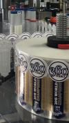 Royals 360 Vodka on the production line'