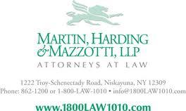 Logo for Martin, Harding & Mazzotti, LLP'