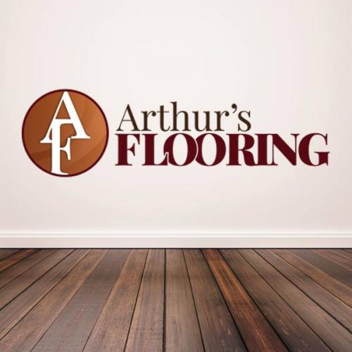 Company Logo For Arthur's Flooring'