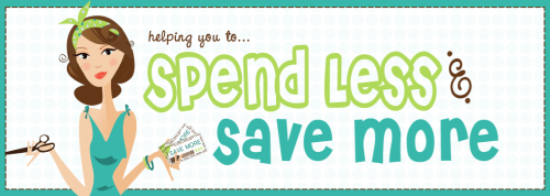 spend less save more'
