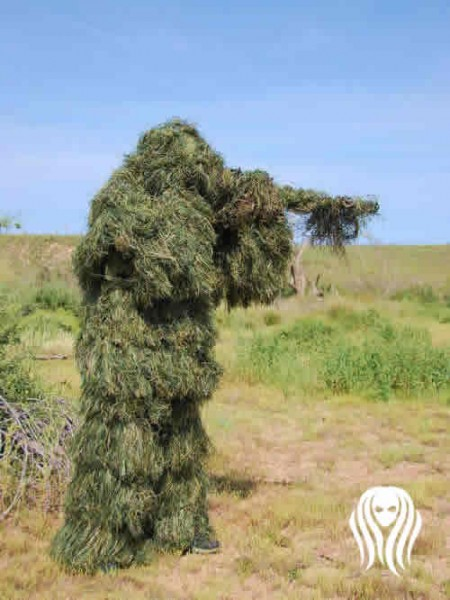Ghillie Suits'