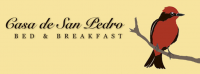 San Pedro Bed & Breakfast Logo