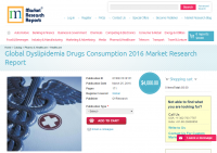 Global Dyslipidemia Drugs Consumption 2016