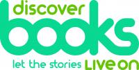 Discover Books Logo