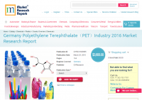 Germany Polyethylene Terephthalate(PET)Industry 2016