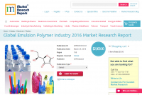 Global Emulsion Polymer Industry 2016