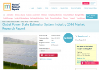 Global Power State Estimator System Industry 2016