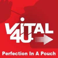 Vital 4U® Logo