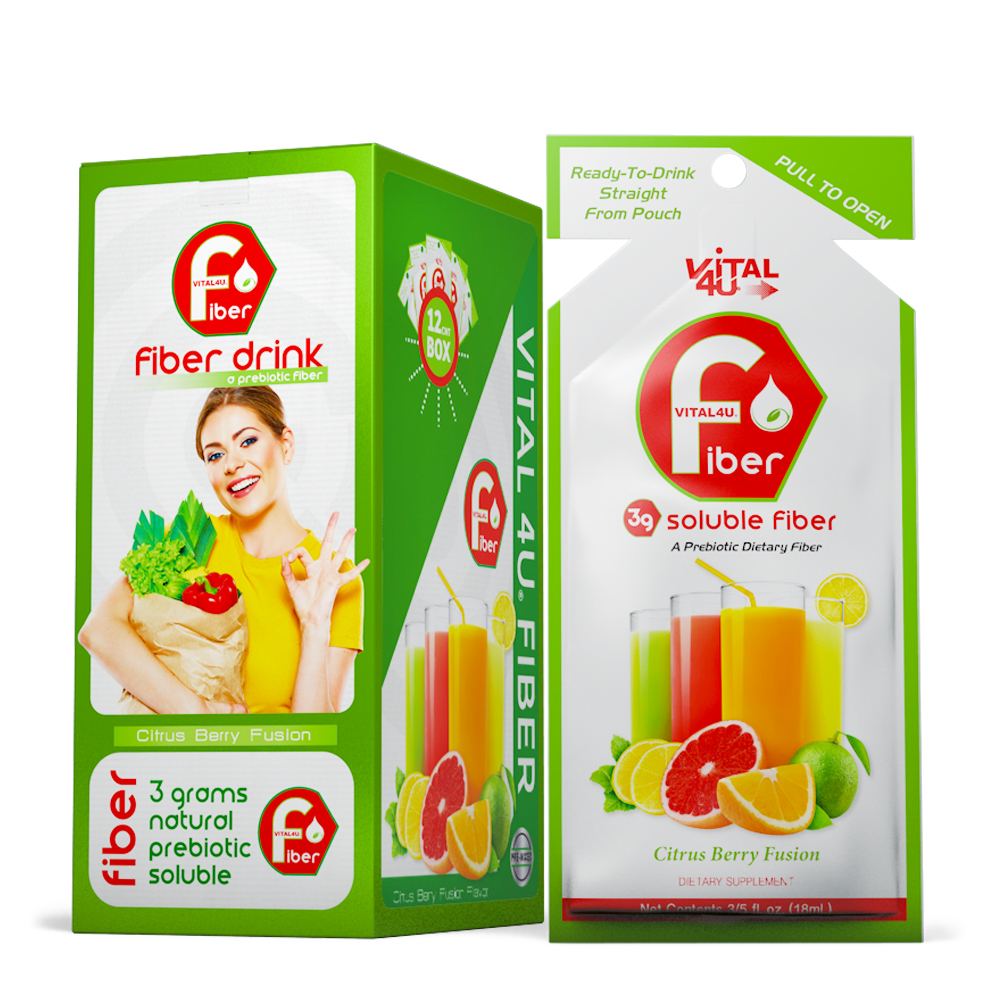 6d2e9d409f47 Vital 4U® Fiber Drink Now Offers Prebiotic Digestive Health to 7-Eleven  Shoppers