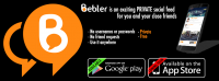 best Bebler private social network