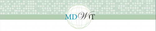 Logo for Multinational Development of Women in Technology (M'