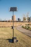 Solar powered'