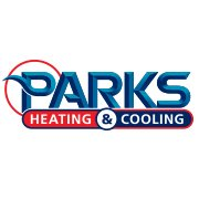 Parks Heating and Cooling Logo