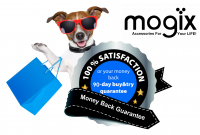 Mogix 100% Satisfaction Guarantee