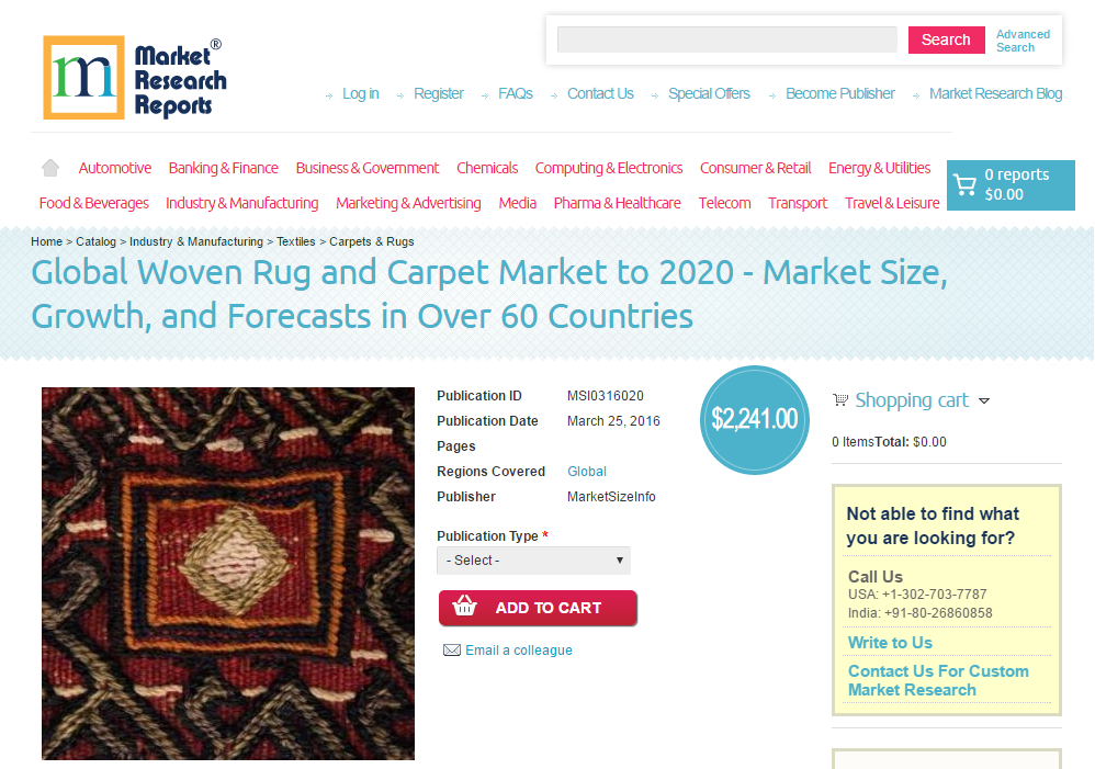 global database of the top carpet Inquire for global carpet tile market (by segment & region) industry analysis & outlook (by segment & region): industry analysis & outlook (2017-2021.