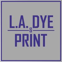 LA Dye & Print Logo