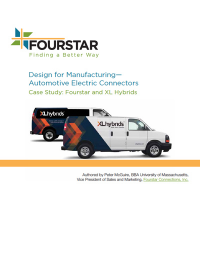 Fourstar Connections Partners with XL Hybrids on a DFM