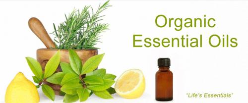 Certified Organic Oils'