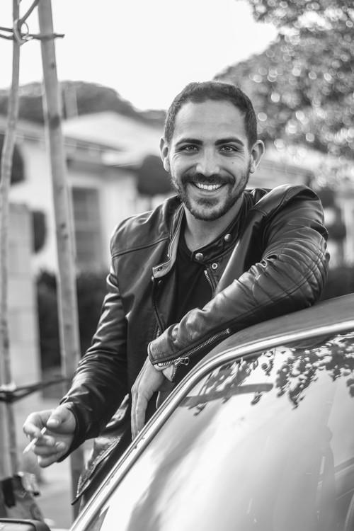 Actor Gianlorenzo Albertini'