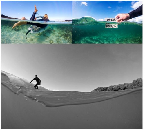 Make underwater photos better'